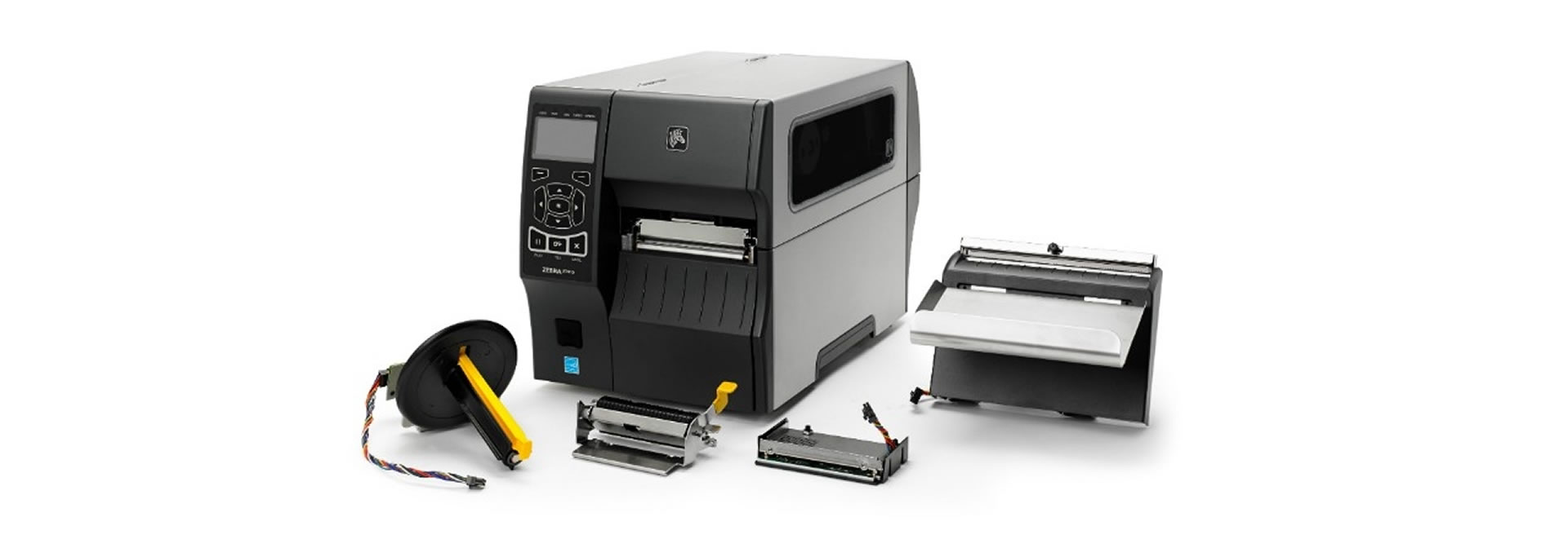 Zebra ZT400 Serisi Endüstriyel Yazıcılar